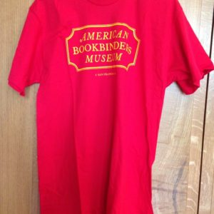 ABM Red and Gold Tee
