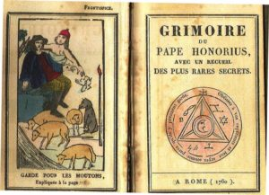 The Grimoire of Pope Honorius, an 18th century book named for 13th century pope.