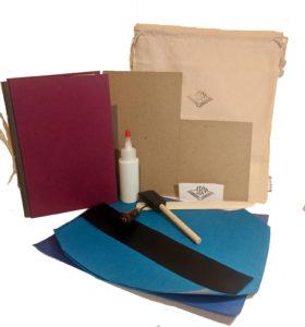 DIY Bookbinding Kit